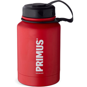 Primus TrailBottle Vacuum Water Bottle Stainless Steel 500ml red